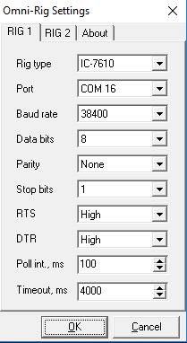 Third Party Software and Hardware Integration - Win4IcomSuite for