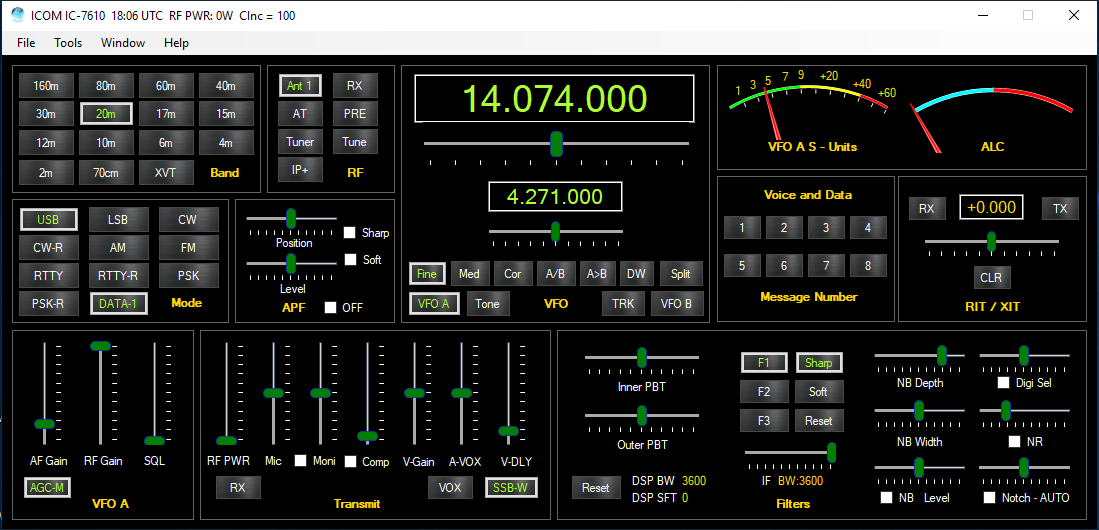 Win4IcomSuite Overview - Win4IcomSuite for Icom Radios